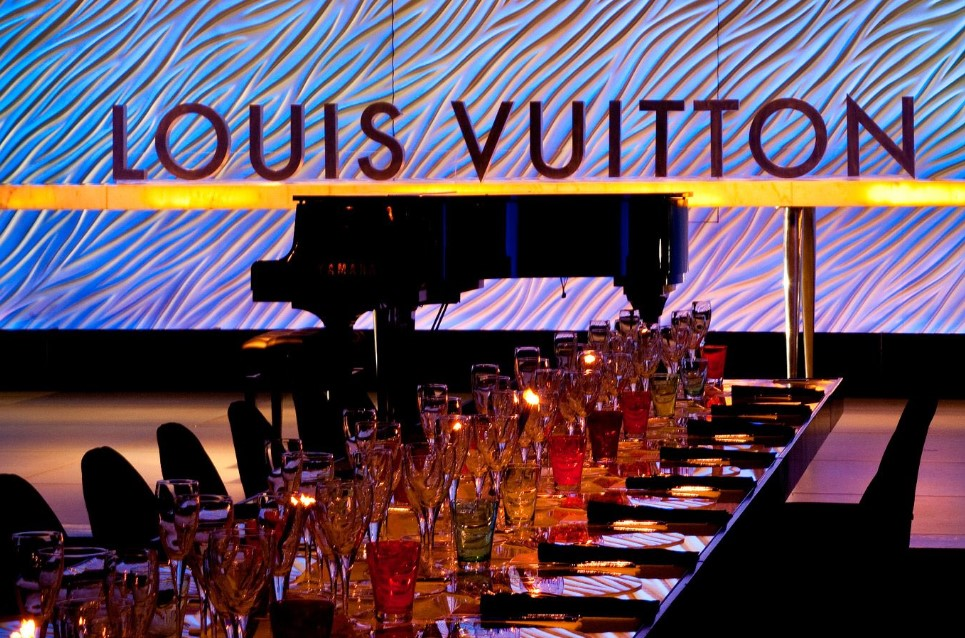Event Bergengsi Louis Vuitton